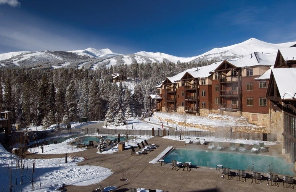 Ski Brekenridge 4-7 Days