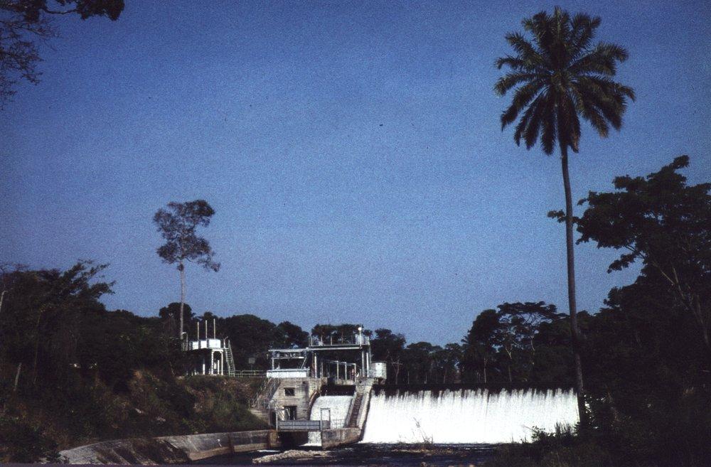 Kraftverket i Kilubi