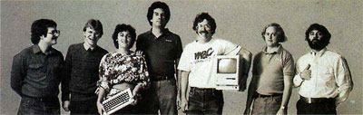 Apple Team en 1984