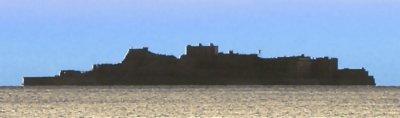 Isla del buque de guerra