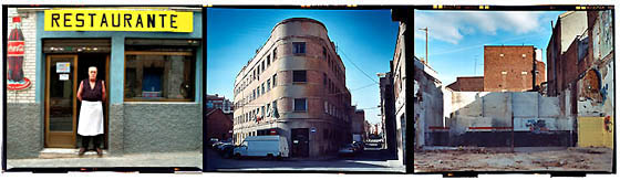 Calle Leganés, por ejemplo