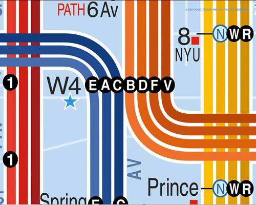 Rediseño del NYC Subway