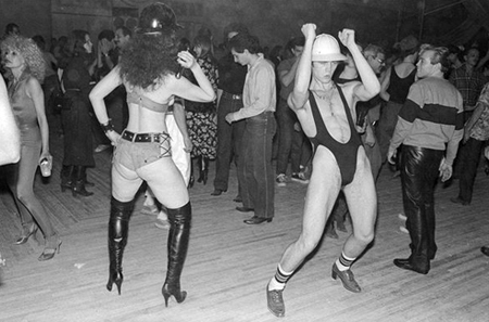 New York nightlife in the 70s