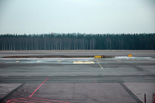 Vantaa Airport: Helsinki