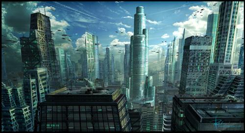 Future Alley 2050