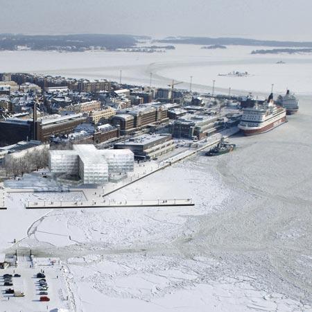 Frozen Helsinki