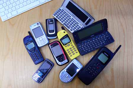 Nokia vintage collection