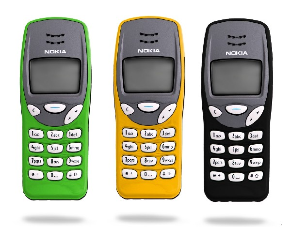 Nokia 3210 by Lekki