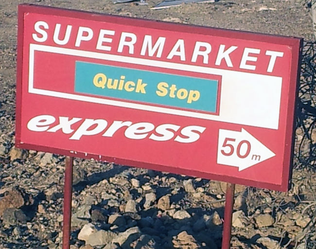 Supermecado Express