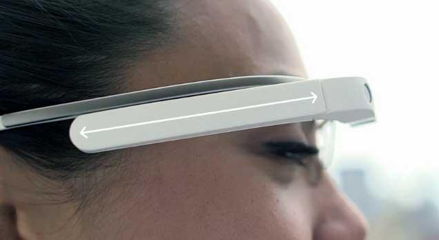 Google Glass y su modelo de interacción