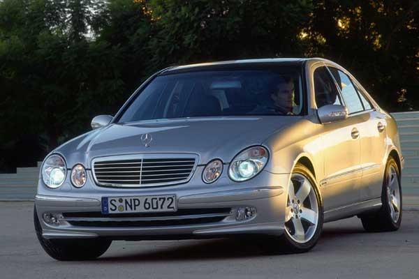 Mercedes Benz Avantgarde 2005
