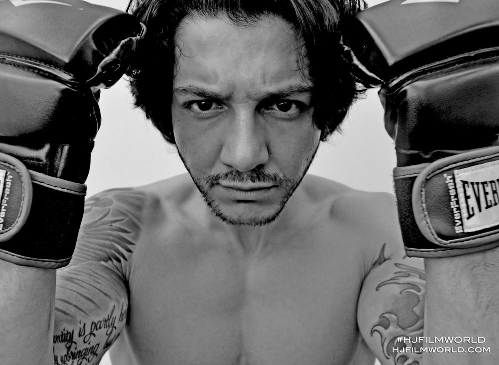 Model: Antonio Ortiz Sr.