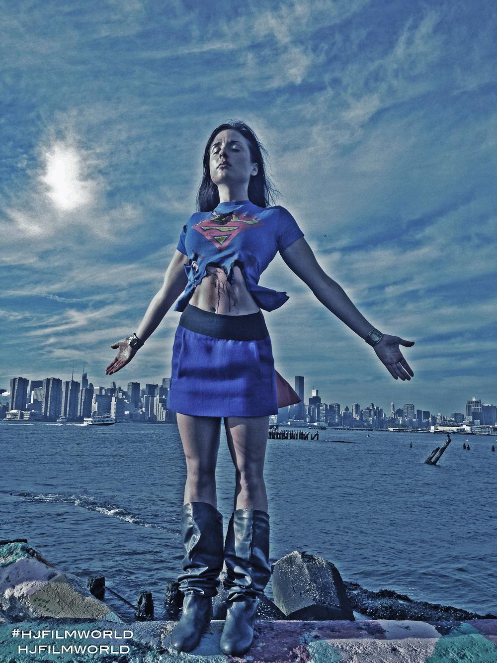 Model: Cindy Suarez