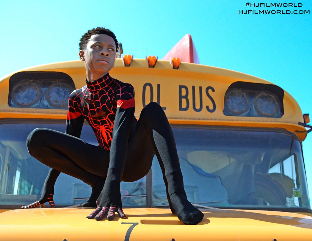 Model: Najee Tanksley
