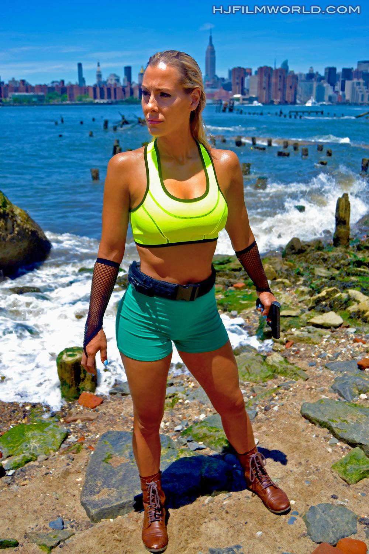 Model: Amber Naidule