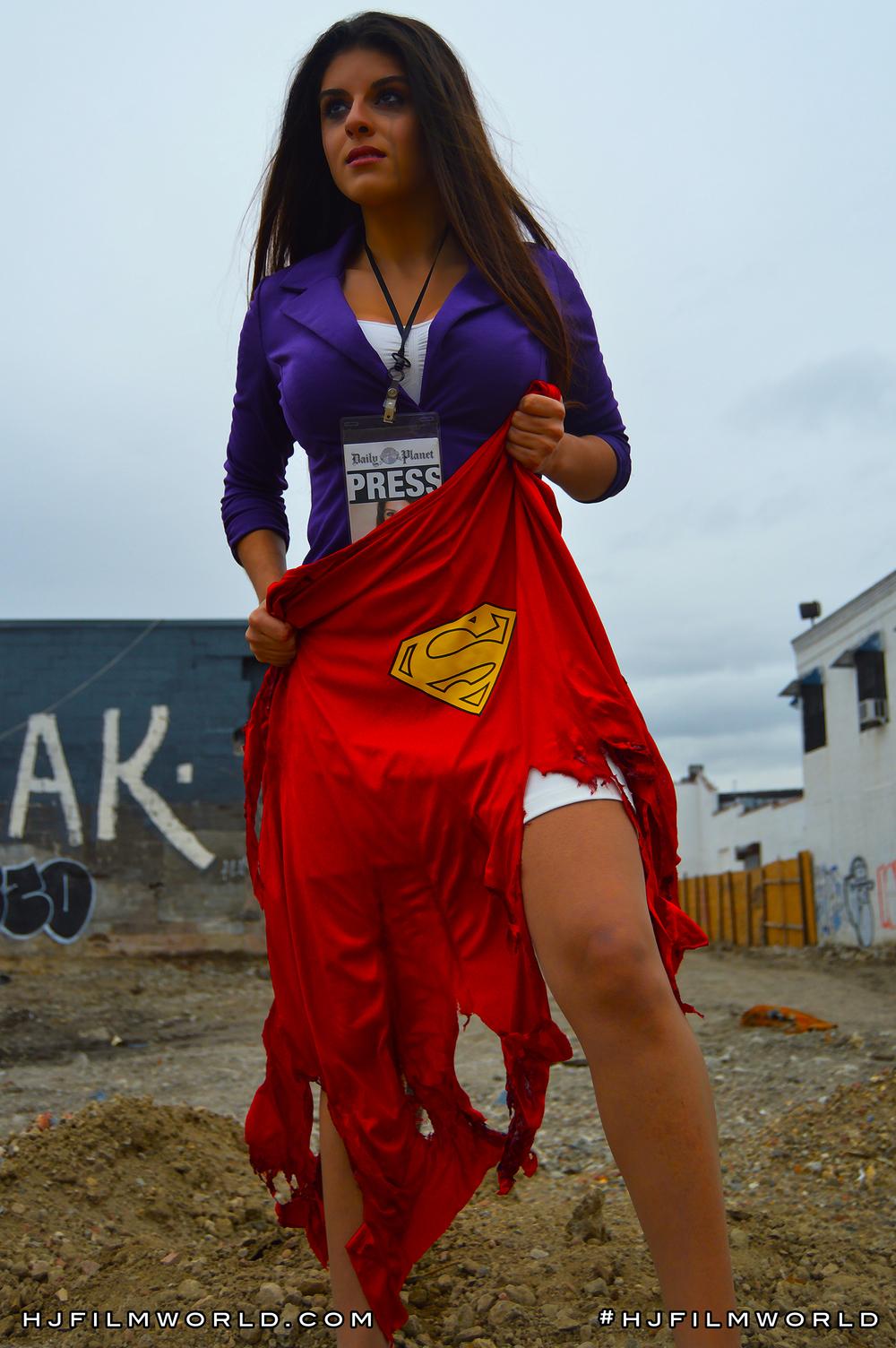 Model: Ilana Max