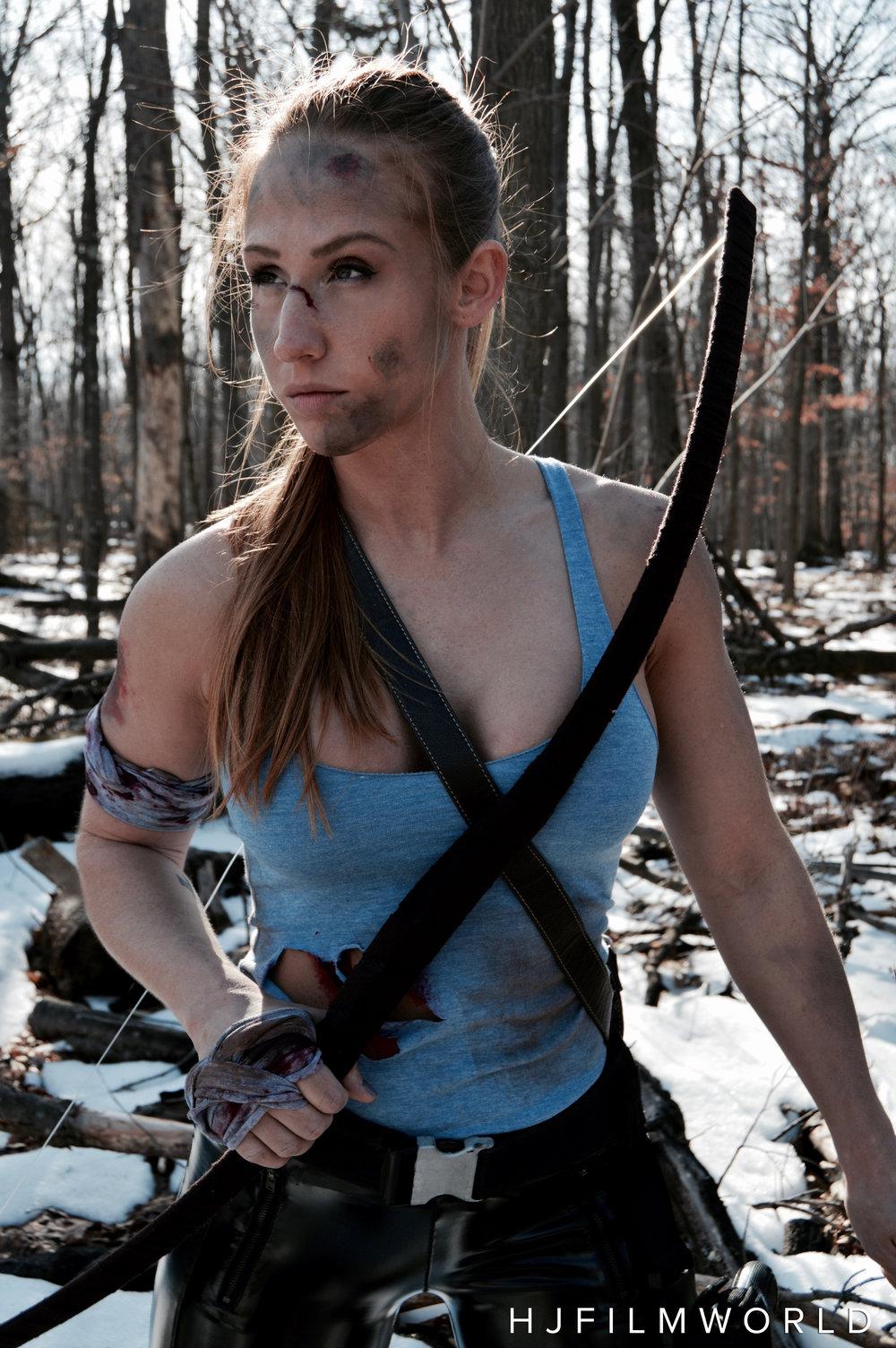 Model: Jennifer Porto