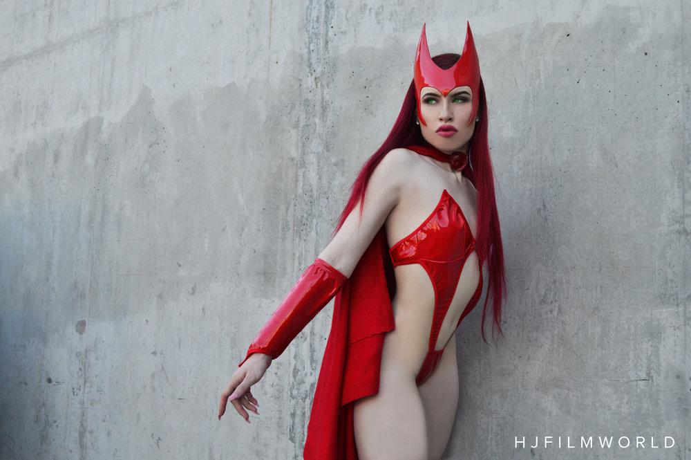 Model: Scarlet Spice