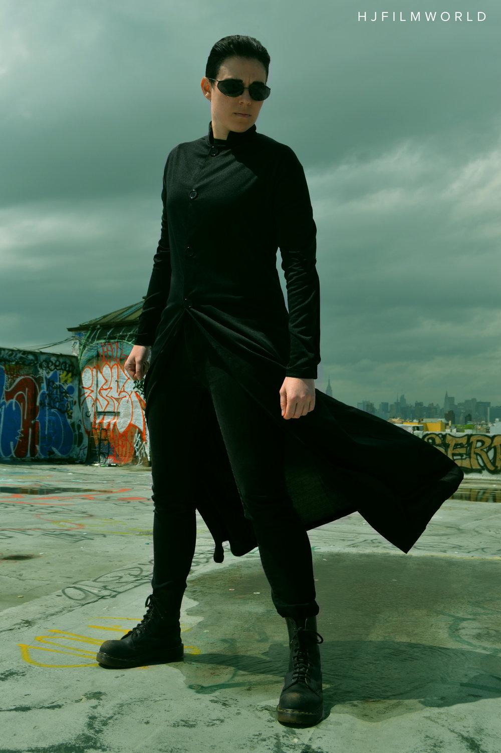 Model: Erin Moody