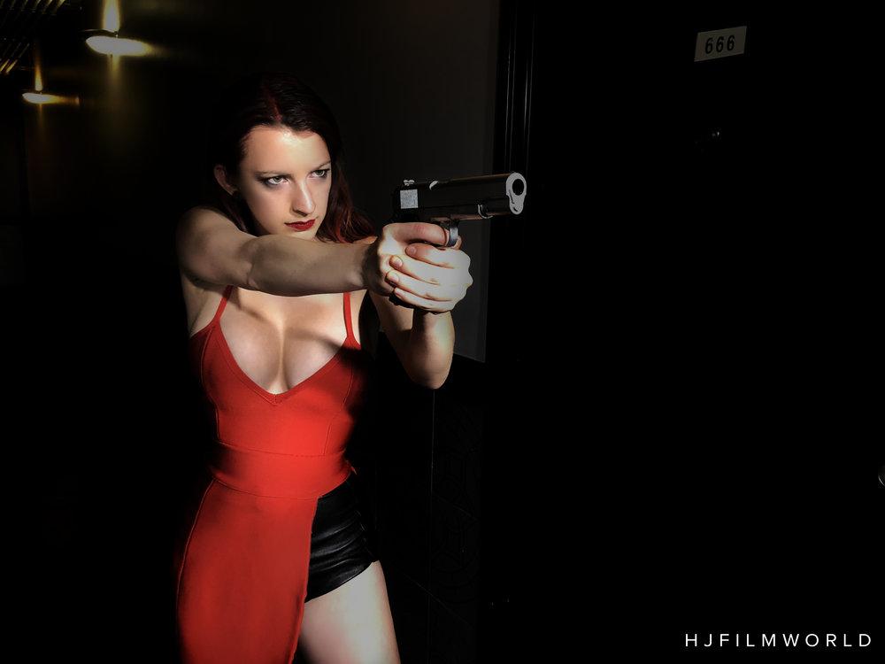 Model: Hannah Lynn Roth