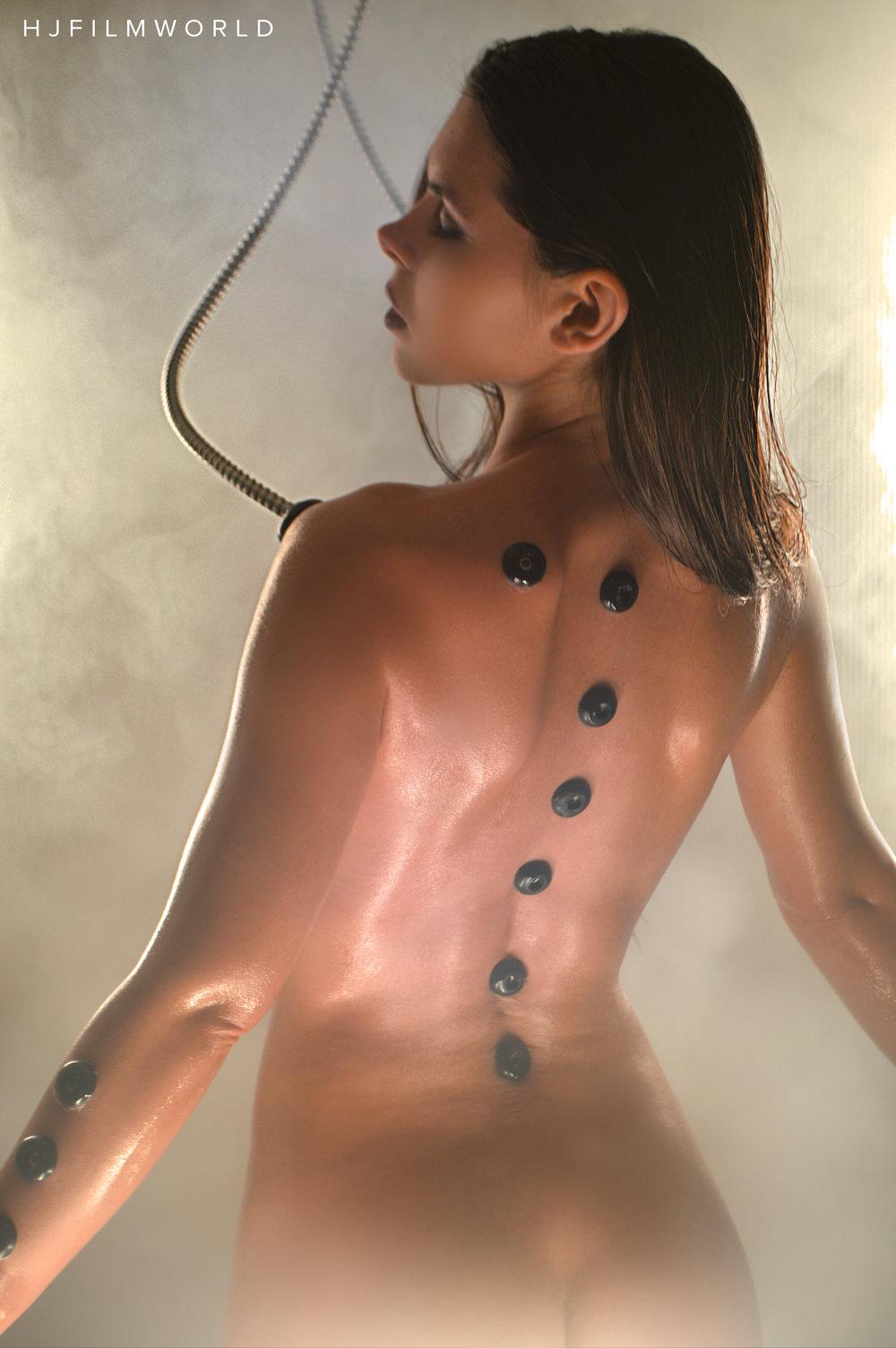Model: Kristina Coolish