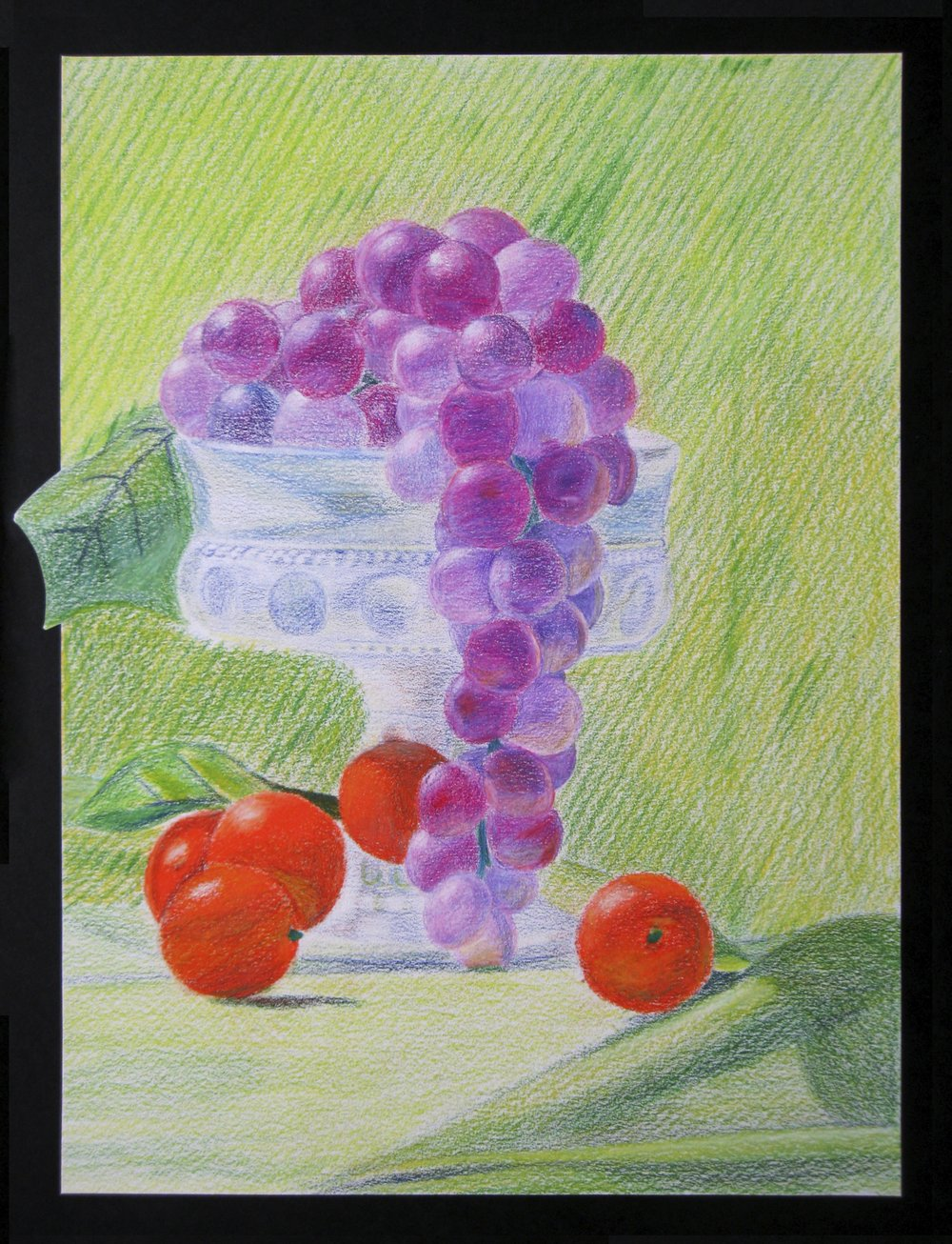 Prismacolor on Strathmore 400 Series Medium Surface 80# - Fall 2010