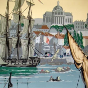 Les Vues d'Amerique du Nord                               (Views of North America)
