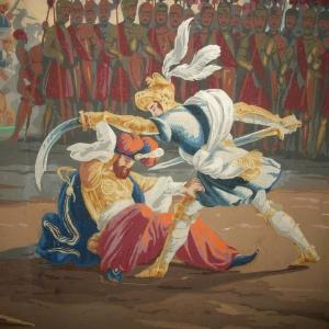Renaud et Armide by Dufour, 1831