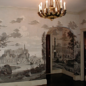 Gallery of Antique Wallpapers