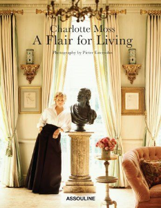 2008   Flair for Living    Designer: Charlotte Moss    Stark and de Gournay
