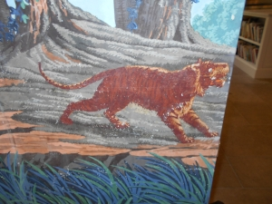 Details from The Tiger Hunt