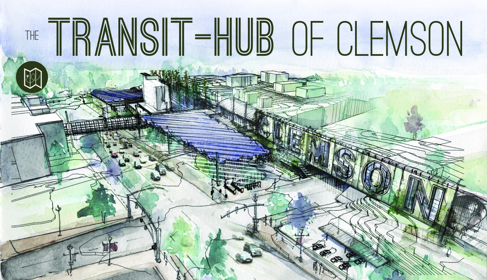 Transit Hub of Clemson