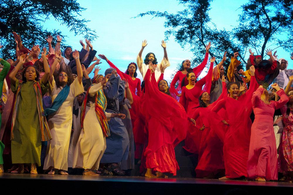 UTR Jesus Dancers.JPG