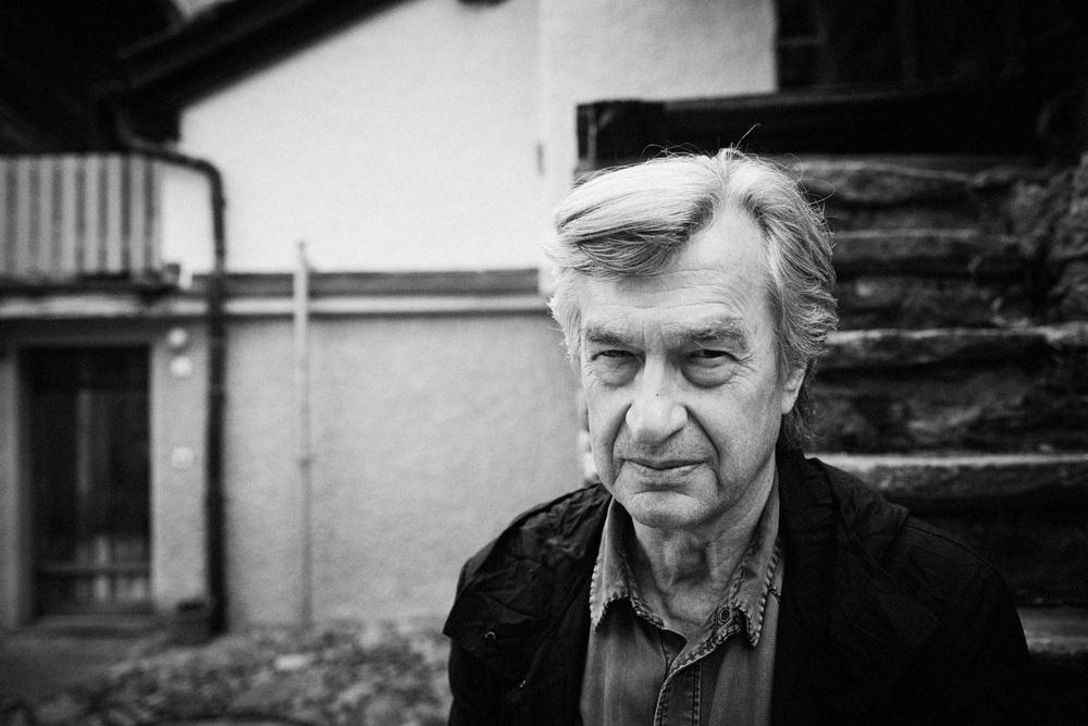 Wim Wenders Film Director