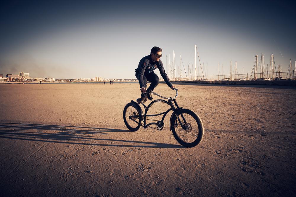 Mathias Frank Pro Cyclist