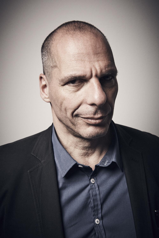 Yanis Varoufakis Economist
