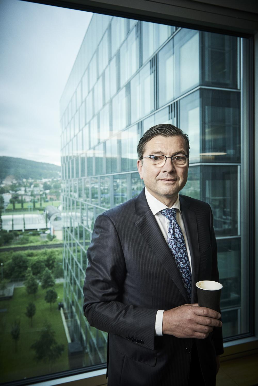 Joachim Masur CEO Zurich Insurance
