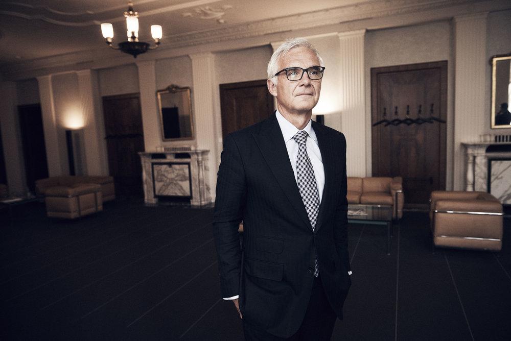 Urs Rohner / Credit Suisse VR President