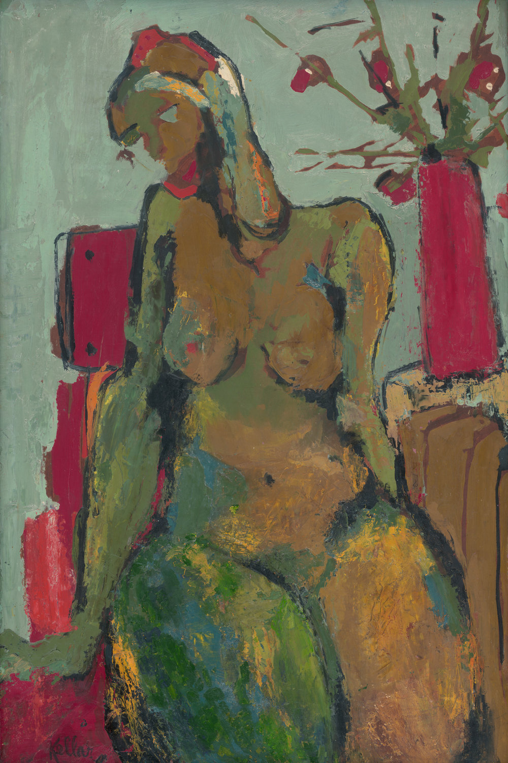 Early Nude  (1954)