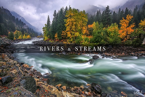 River And Stream Nature Photography
