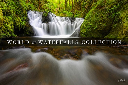 Waterfall Nature Photography Prints