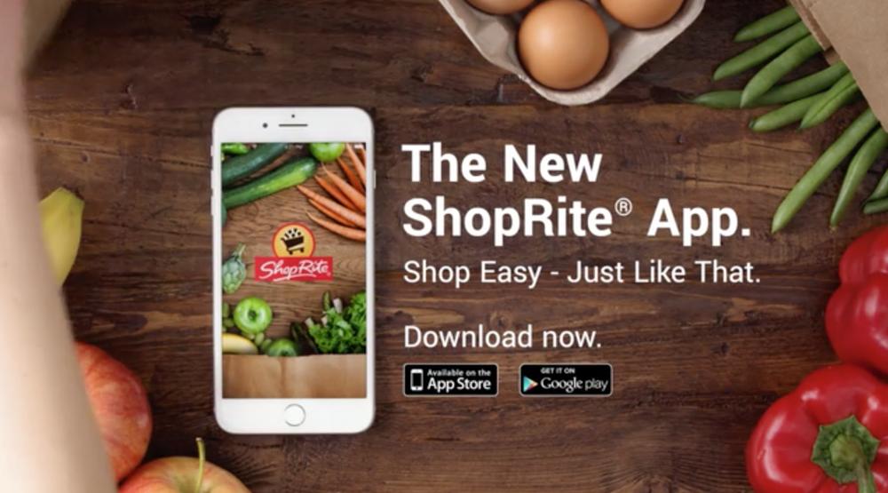 ShopRite App Launch