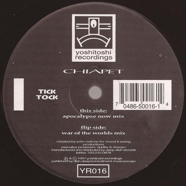Chiapet - Tick Tock