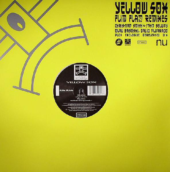 Yellow Sox - Flim Flam (Remixes)