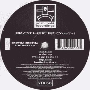 Brother Brown - Brotha Brotha
