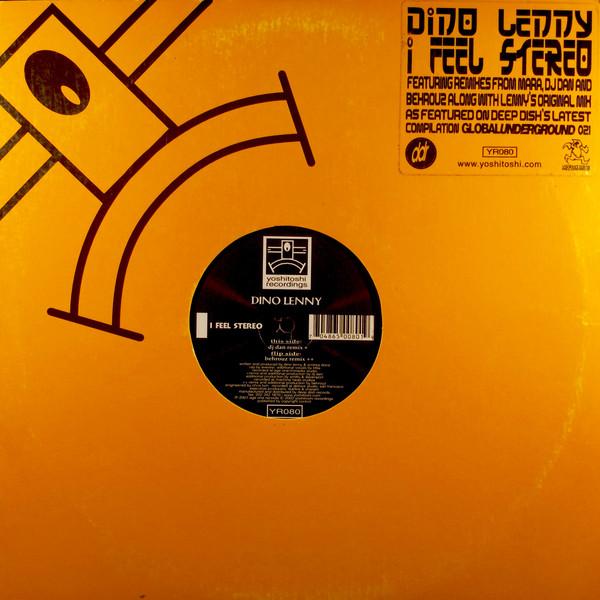Dino Lenny - I Feel Stereo