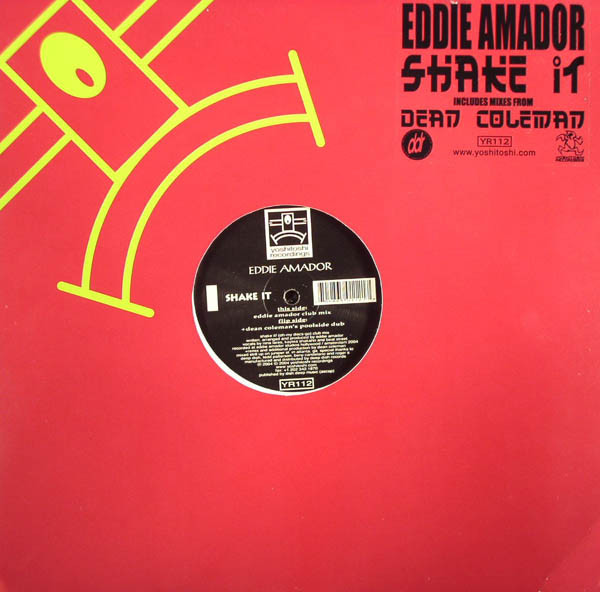 Eddie Amador - Shake It
