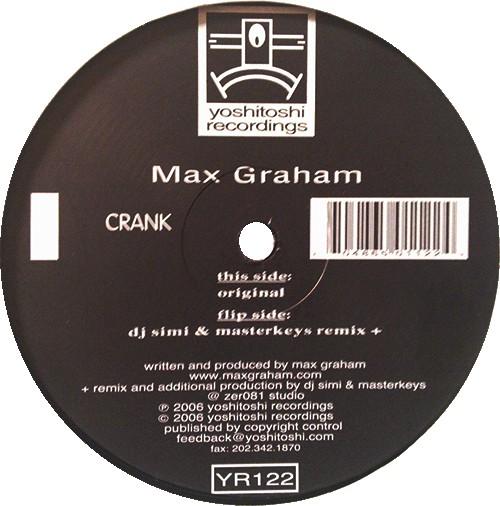 Max Graham - Crank