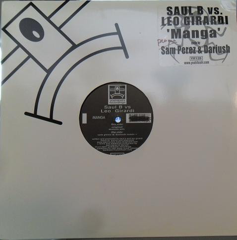 Saul B vs. Leo Girardi - Manga