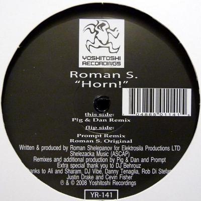 Roman S. - Horn!